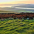 View From Grianan Fort by Nina Ficur Feenan