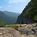 View From Hickory Nut Gorge Nc by Anna Lisa Yoder