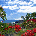 View From Keauhou Kona by Kurt Van Wagner