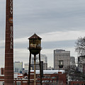 View From Libby Hill by Aaron Dishner