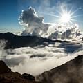 View From Ptarmigan Peak by Tim Newton