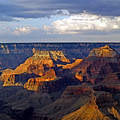 View From South Rim by Carrie Putz