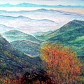 View From The Autumnal Belchen   by Arkis Krayl