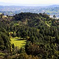 View From The Griffith Observatory 0792 by Edward Ruth
