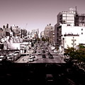 View From The Highline by Ariane Moshayedi