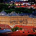 Wuerzburg Residence Germany by Gerlinde Keating - Galleria GK Keating Associates Inc