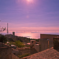 View From The Top In Sicily 2 by Madeline Ellis