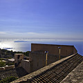 View From The Top In Sicily by Madeline Ellis
