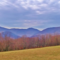 View From Von Trapps Lodge 2 by Bill Cannon