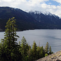 View Of Anderson Lake by Pierre Leclerc Photography