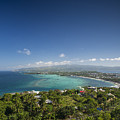 View Of Boracay Island Tropical Coastline In Philippines by Jacek Malipan