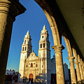 View Of Cathedral And Arches by Jess Kraft