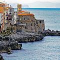 View Of Cefalu Sicily by Richard Rosenshein