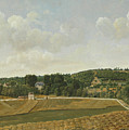 View Of Chatenay by Celestial Images