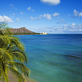 View Of Diamond Head by Dana Edmunds - Printscapes