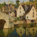 View Of Dinan by MotionAge Designs