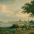 View Of Dresden by Mountain Dreams
