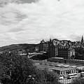 View Of Edinburgh by Martina Fagan
