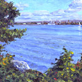 View Of Erie by Michael Camp