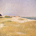 View Of Fort Samson by Georges Pierre Seurat
