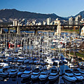 View Of Grandville Island Vancouver Canada by Pierre Leclerc Photography