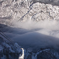 View Of Julian Alps From Vogel Mountain by Ian Middleton