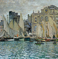 View Of Le Havre by Claude Monet