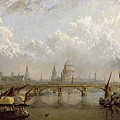 View Of London  by John MacVicar Anderson