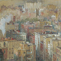 View Of New York City by Colin Campbell Cooper