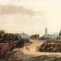 View Of Nuremberg 1497 by Durer Albrecht