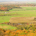 View Of Ottawa Valley In Autumn 13 by Bob Corson