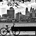 View Of Philadelphia  by Andrew Dinh