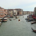 View Of Rialto Bridge by Sierra Ellis