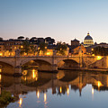 View Of Rome by Rob Davies