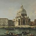 View Of Santa Maria Della Salute. Venice by Francesco Albotto