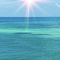 View Of The Atlantic Ocean by Art Spectrum
