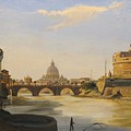 View Of The Castel Sant'angelo by MotionAge Designs