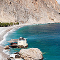 View Of The Glikanera Beach, Hora by Panoramic Images