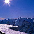 View Of The Kicking Horse Resort by Panoramic Images