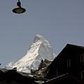 View Of The Matterhorn From Zermat Switzerland by Nancy Sisco