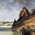 View Of The Stone Walls by Granger