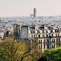View On Paris by Pati Photography