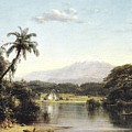 View On The Magdalena River by Reynold Jay