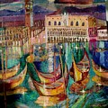 View On Venice by Magdalena Kurek