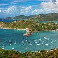 View Over Antigua by Brian Jannsen
