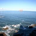 View Over Bass Rock by Hannah Goddard-Stuart