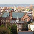 View Over Bristol With Bristol Grammar School by Jacek Wojnarowski