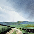 View Over Pole Moor by Paul Dene Marlor