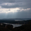 View Over Table Rock Lake by Gwen Vann-Horn