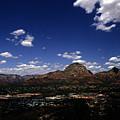 View Overlooking Sedona, Arizona by Stacy Gold